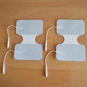Butterfly elektroder