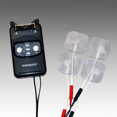 EMS (elektrisk muskel stimulering) MQ929 fra Maniquick